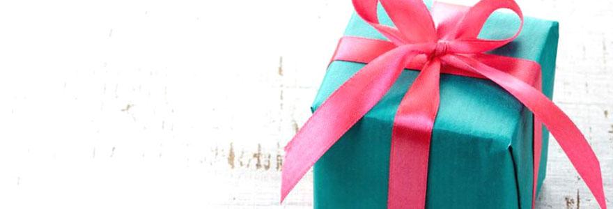 Cadeaux aux employés